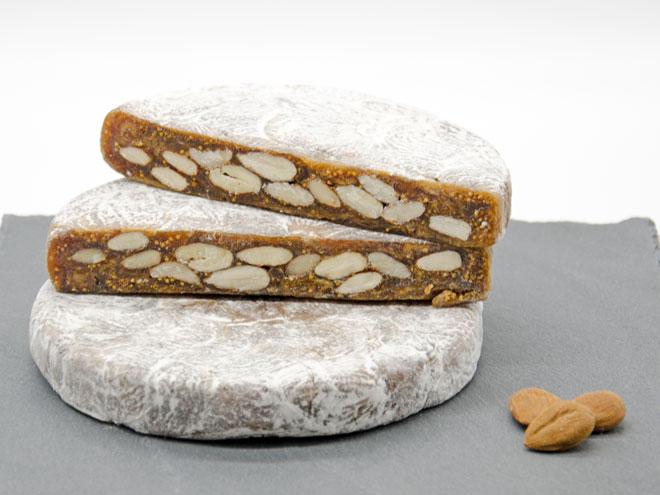Pan de Higo con Almendra